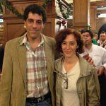 Con Pablo Porcelli Jurado del concurso