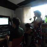 En Estudio MOMUSICA en la mezcla del Tango Encuentros y Desencuentros